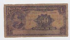 Brazil - 50 mil Reis  1936