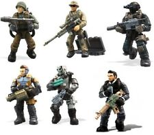 HUGE LOT OF MEGA CALL OF DUTY SERIES 1 SPECIALISTS AND WWII /& ZOMBIE MINIFIGURES