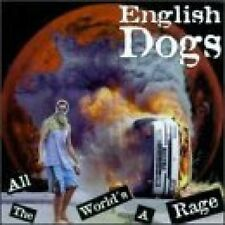 English Dogs All the world's a rage (1998, US) [CD]
