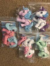 Loyal Subjects My Little Pony Lot of 5 Minty Firefly Sundance Glory Firefly