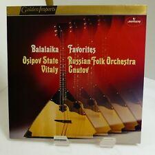 Balalaika Favorites Osipov Orchestra Mercury SRI 75106 Mint Stereo Vinyl LP
