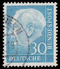 Scott # 712 - 1954 - ' Theodor Heuss '