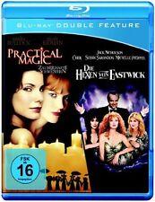 Practical Magic - Zauberhafte Schwestern + Die Hexen von Eastwick Blu-ray - NEU
