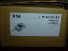 VSI Electric Actuator EMO-85F-24 24VAC/DC 6VA 85IN-LB