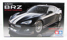 Tamiya Subaru BRZ Street Custom 24336 1/24 New Car Plastic Model Kit