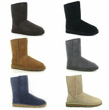 UGG Australia Patternless Pull On Boots for Women