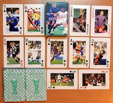 JAPAN FOOTBALL No. 2084 - 54 (2 JOKERS) PLAYING CARDS - p04!