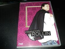 "COFFRET 2 DVD NEUF ""FRANCOIS ROLLIN - FMR"" 4 episodes"