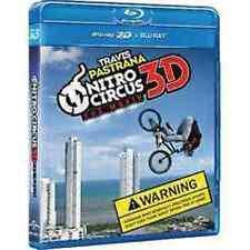 Blu Ray NITRO CIRCUS 3D - Travis Patrana (Blu Ray 3D+Br) Sport - Motori ..NUOVO