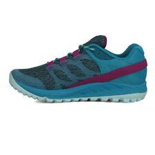 Merrell женские antora Gore-Tex внедорожная беговая обувь кроссовки кроссовки-синий
