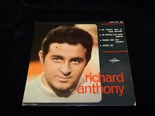 VintageRecord,RICHARD ANTHONY:ON TWISTE SUR LE LOCOMOTION 4TRACK EP,45rpm,France