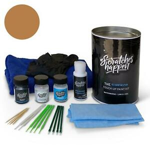 Exact-Match Touch Up Paint Kit - Harley-Davidson Rugged Gold Denim (SAC19Y19)