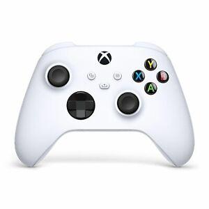 Microsoft QAS-00001 Xbox Wireless Controller, Robot White