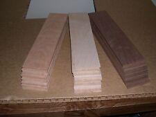 24 WALNUT CHERRY MAPLE THIN BOARDS LUMBER WOOD  SCROLL SAW 12