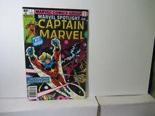 Marvel Spotlight On Captain Marvel #1 (Jul 1979, Marvel) VF/NM