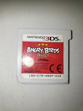 ANGRY BIRDS TRILOGY NINTENDO 3DS CARTRIDGE