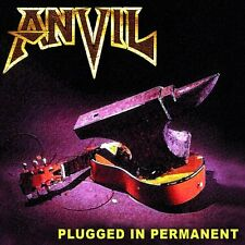 Anvil Plugged In Permanent CD NEW SEALED 2012 Digitally Remastered Metal
