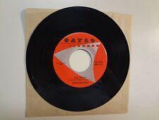 """CONTINENTALS: I'm Gone-Blue Moments-U.S. 7"""" 9-1966 Gaylo Records BM-124 Original"""