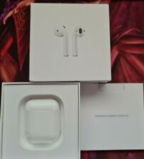 Apple AirPods Generation 2 with Charging Case MV7N2AM/A 2nd Generation