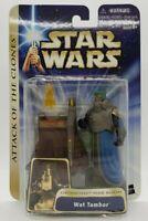 Hasbro Star Wars: Attack of The Clones Geonosis War Wat Tambor #23 New Damaged