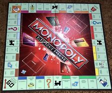 Monopoly Electronic Banking 2011 Replacement GAME BOARD ONLY