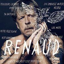 CD de musique folk rock, en chanson française
