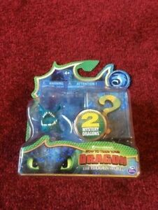 How to Train Your Dragon MYSTERY DRAGON Mini Dragon Action Figure (NEW+SEALED)