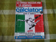 Album Calciatori Panini 1965/66 Ristampa L'unità