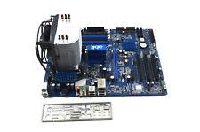 Abit IP35 Mainboard Intel Core 2 Quad Q6600 (4x 2,40GHz) CPU