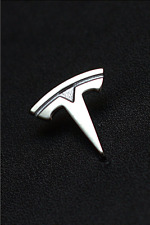 Tesla Motors Inc Logo Lapel Pin - Model 3 S X Roadster Semi 3OS