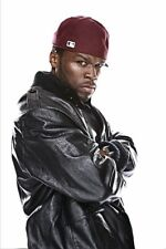 50 Cent Poster [17 x 24] #1