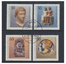 Germania (BERLINO) - 1984 OGGETTI D'ARTE Museo Set-f/U-SG B670/3
