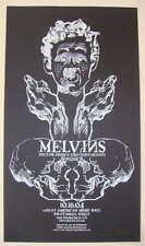 2004 The Melvins - San Francisco Silkscreen Concert Poster s/n