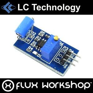 LC Technology Tilt Switch LM393 Easy Ball 5V Arduino Raspberry Pi Flux Workshop
