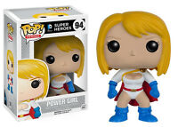 Funko POP! DC Heroes ~ POWER GIRL VINYL FIGURE