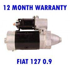 FIAT 127 0.9 HATCHBACK 1971 1972 1973 1974 1975 - 1986 STARTER MOTOR