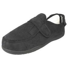 Scarpe da uomo neri con velcro dal Perù