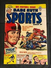Babe Ruth Sports Comics No.10  1950