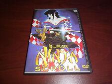 Ninja Scroll DVD 9 English/Japanese spoken + English/Chinese subtitles