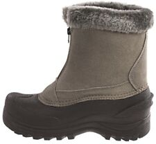 NEW ITASCA WOMEN'S TAHOE BUFF SUEDE WINTER BOOTS SIZE US 6 M  RTL $80