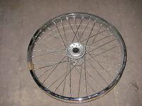 Ruota Ant. Ruota Wheel Roue Bordo Bello Tenuto Per Freni a Disco Yamaha DT80LC2