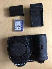 OLYMPUS E-1 5.5MP Digital SLR Camera + 4GB BUNDLE #0606 **FREE US SHIPPING**