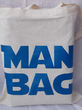 Slogan Tote Bag for men gift for fathers day or a birthday present