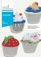 Cupcakes Anita Goodesign Embroidery Machine Design CD NEW