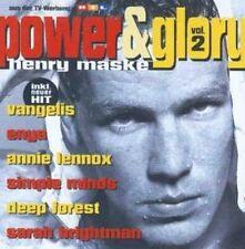 Power & Glory 2 (1995, Henry Maske) Vangelis, Deep Forest, Annie Lennox, .. [CD]