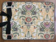 NEW Vintage Mackenzie Childs DAWN Tapestry Placemat