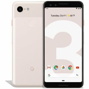 New Google Pixel 3 64GB Not Pink Factory Unlocked G013C Unavailable anywhere