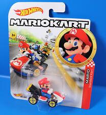 Mattel Hot Wheels Mariokart  GBG26 Mario Standard Kart