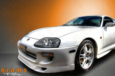 Toyota Supra mk4 Front Bumper Lip WW Wings West Style for Body Kit Racing V6