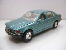 Diecast Matchbox Super Kings K-147 BMW 750 iL 1988 in Green Good Condition